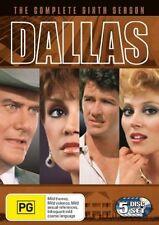 Dallas : Season 6 (DVD, 2007, 5-Disc Set)