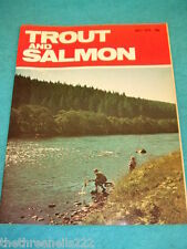 TROUT AND SALMON - JULY 1975# 241
