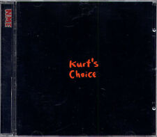 NME Kurt's Choice 13-trk CD NEW Mudhoney Bad Brains The Slits Gang Of Four