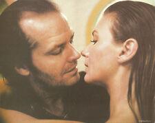 "Lia Beldam & Jack Nicholson in ""The Shining"" Original Color Lobby-Card 1980"