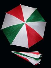 MEXICO FLAG UMBRELLA HAT novelty hats headwear golf fishing crazy rain gear CAPS