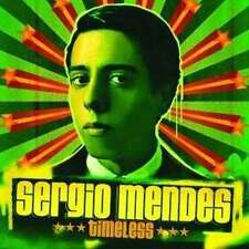 Timeless - Sergio Mendes CD CONCORD