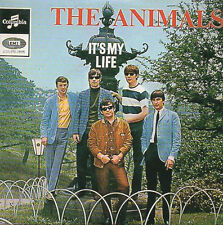 ★☆★ CD Single The ANIMALS It's my life - EP - 4-track CARD SLEEVE - French  ★☆★