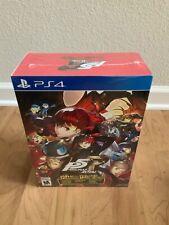 Persona 5 Royal Phantom ladrones edición, PlayStation 4, PS4, Sellado De Fábrica