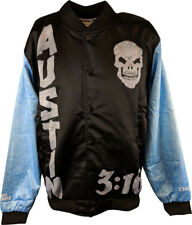 Stone Cold Steve Austin 3:16 Skull WWE Walkout Chalkline Jacket