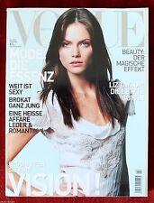 Vogue Deutsch Germany ~ February 2002 ~ Mini Anden Elizabeth Taylor