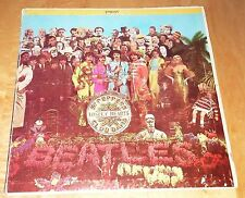 Beatles Sgt.Pepper's Lonely Hearts Club Band Stereo-CANADA-EMI-Capitol SMAS-2653