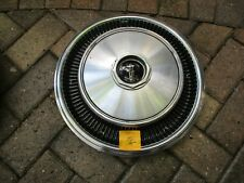 """1973-1974 Lincoln Continental Mark IV 15"""" Hubcap OEM #2 F"""