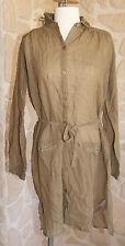 Robe légère marron taille 2 marque 1 et 1 font 3 (étiqueté à 110€)