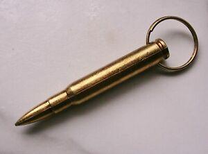 Quality DENIX Bullet Key Ring Garands Rifle