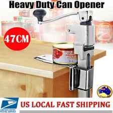 Large Heavy-Duty Commercial Kitchen Restaurant Food Big Can Opener Table