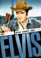 Stay Away, Joe DVD NEW