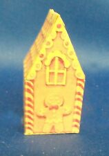 Dollhouse Miniature 1:12 Scale Non Opening Gingerbread House