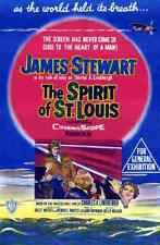 Spirit of St Louis The 01 Film A2 Box Canvas