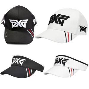 PXG Golf Sun Hat Baseball Cap Adjustable Casual Hat Sports Cap Empty Top New Us