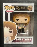Pop! Rocks: Queen- Roger Taylor #94 Collectable Funko Pop Vinyl Figurine