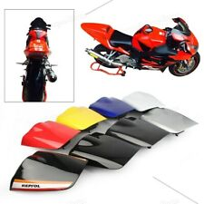 Motorcycle ABS Rear Seat Cover Cowl Cap Fairing For Honda CBR954RR 2002-2003 AZ