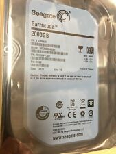 "Seagate HDD Barracuda 2TB Internal Hard Drive 7200RPM 64MB 3.5"" ST2000DM001 DVR"