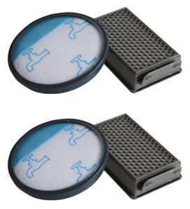 2X Filtri HEPA Ricambio di Filtro per Rowenta Cyclonic Aspirapolvere