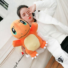 HOT Pokemon Go Charmander Plush Soft Teddy Stuffed Dolls Kids Toy 50CM £14.60