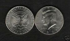 USA 50 CENTS 1995D PRESIDENT KENNEDY UNC CURRENCY MONEY LOT COIN 10 PCS