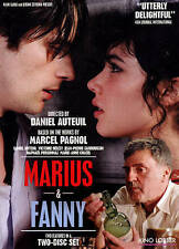Marius & Fanny - 2 DISC SET (2014 DVD) (First two parts of Pagnol's Trilogy) NEW
