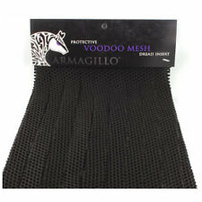 Armagillo Voodoo Mesh Dread Insert - Black - Paintball