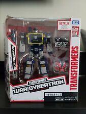Transformers Netflix War for Cybertron Soundwave Battle 3-Pack (Japan Import)