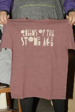 Queens of the Stone Age T shirt older no tag near mint Kyuss maroon Med Qotsa