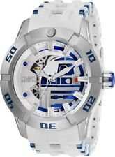 Invicta 26553 Star Wars Men's Automatic 50mm Stainless Steel Silver Dial Watch