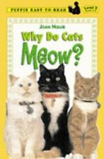 Why Do Cats Meow? (Penguin Young Readers, L3)