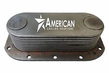 10 plate oil cooler 23522416 for Detroit Diesel Series 50 60 (24049)
