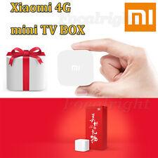 HOT  Xiaomi MINI Mi TV Box 1080p 2.4G/5G smart android tv box 海外越狱版原装正品小米盒子4代
