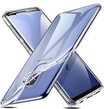 Étuis, housses et coques bumpers transparents pour téléphone mobile et assistant personnel (PDA) Samsung
