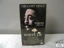 White Lie (VHS, 1992) Gregory Hines Annette O'Toole