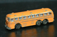 VINTAGE ZYLMEX HONG KONG CROWN SCHOOL BUS P322