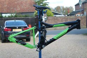 "Iron Horse Sunday Team - Medium 17"" - Downhill Mountain Bike Frame - Fox DHX 5.0"