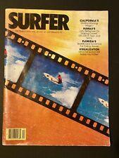 SURFER magazine DEC 1979 Vol 20 No 12 - Florida Skateboard Dynamics for Waves