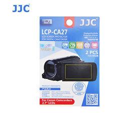 JJC LCP-CA27 ultra hard polycarbonate LCD Screen Protector Fo Canon Vixia MINI X