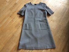 💖 HOBBS 💖 Smart Business Dress with Pockets Sz 12 VGC