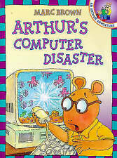 Arthur's Computer Disaster by Marc Brown (Paperback, 1998)