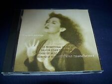If My Heart Had Wings - Melissa Manchester (CD 1995) LN Promo Fast FREE Shipping