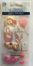 "Sandy Lion Essentials ""Bridal Shower"" Dimensional Stickers"