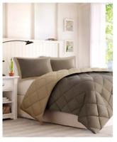 Madison Park Essentials KING CAL KING Reversible 3M Scotchgard Comforter SET NEW