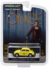 1:64 GreenLight *HOLLYWOOD R14* ONCE UPON A TIME Emma's Yellow VW Beetle *NIP*