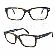 Tom Ford TF5313 052 Matte Tortoise 55/17/145 Eyeglasses Made Italy New Authentic