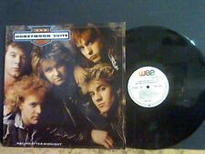 HONEYMOON SUITE  Racing After Midnight  LP   Lovely copy !