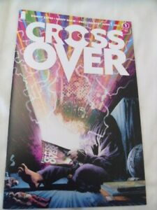 Crossover #1 Cover A IMAGE 2020 Shaw & Stewart HOT NEW COMIC