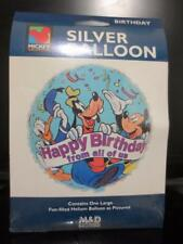 Vintage Mickey Mouse Goofy Donald-Old New Stock-Happy Birthday From All of Us