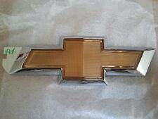 2010 - 2013 Chevrolet Camaro Rear Deck Lid Trunk Gold Chrome Bow Tie Emblem OEM
